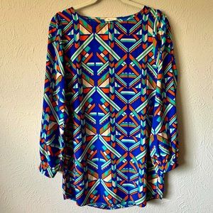 🌈3/$30🌈Anthropologie 1960s Mod Style Tunic Dress
